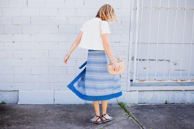 View More Denim Skirt: http://traciling.pass.us/lyndseyblog2
