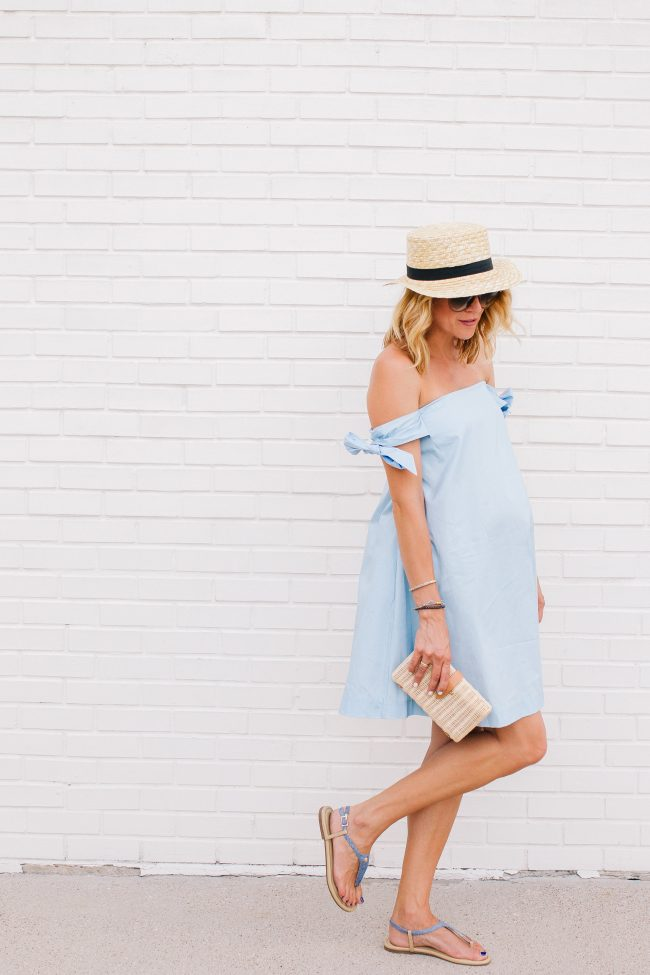 View More Rebecca Minkoff Off Shoulder dress: http://traciling.pass.us/lyndseyblog2