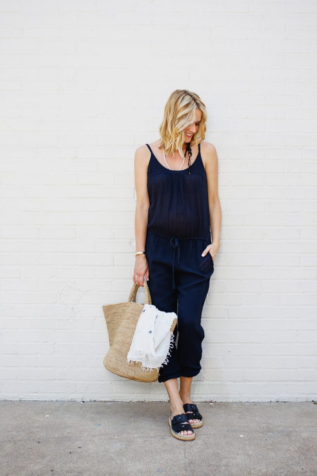 View More Navy jumpsuit images: http://traciling.pass.us/lyndseyblog2