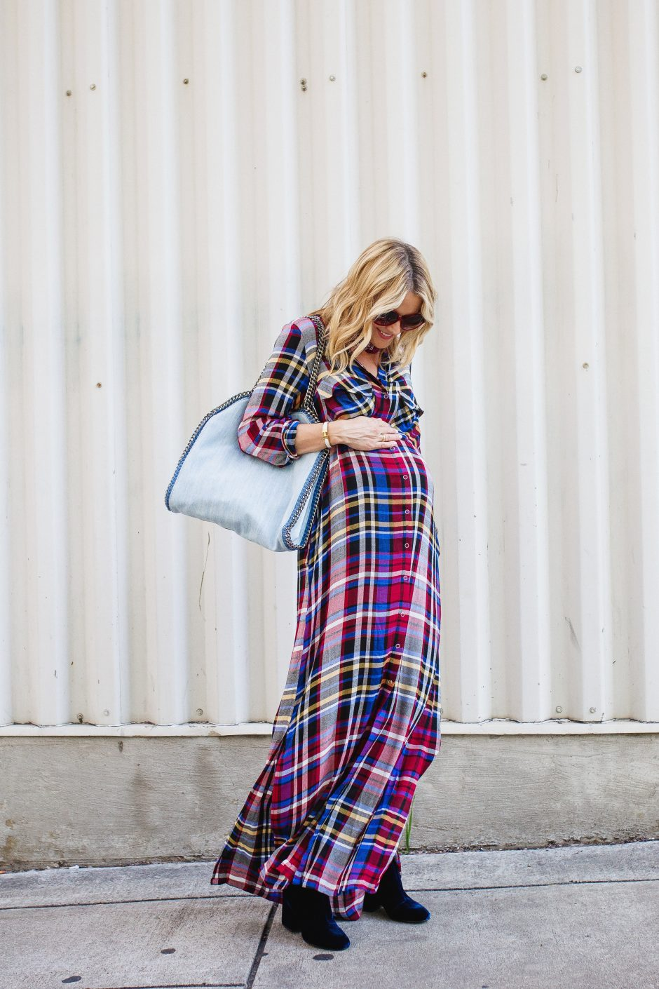 View More plaid dress: http://traciling.pass.us/lyndseyblog2