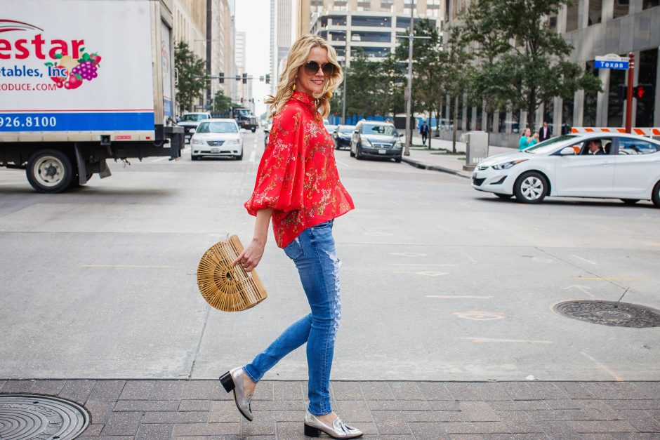 View More Bell Sleeve top: http://traciling.pass.us/lyndseyblog2