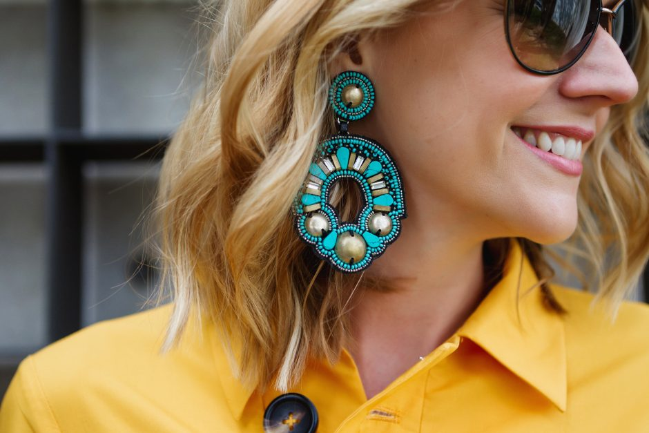 View More Ranjana Khan earrings: http://traciling.pass.us/lyndseyblog2