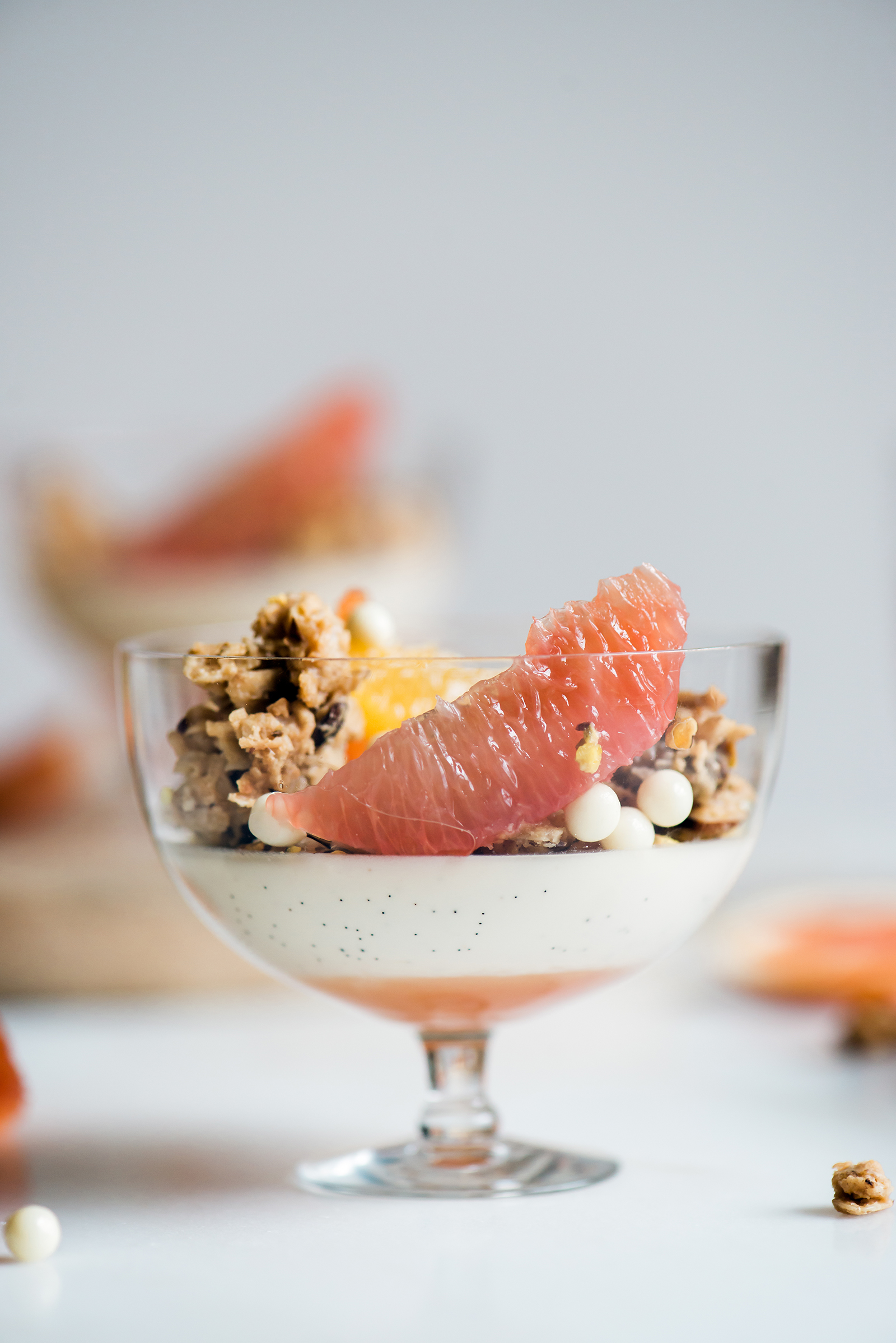 Citrus-Coconut-Panna-Cotta-with-Coconut-Cashew-Granola-Now-Forager-Teresa-Floyd