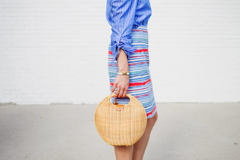 View More J.Mclaughlin wicker bag: http://traciling.pass.us/lyndseyblog2