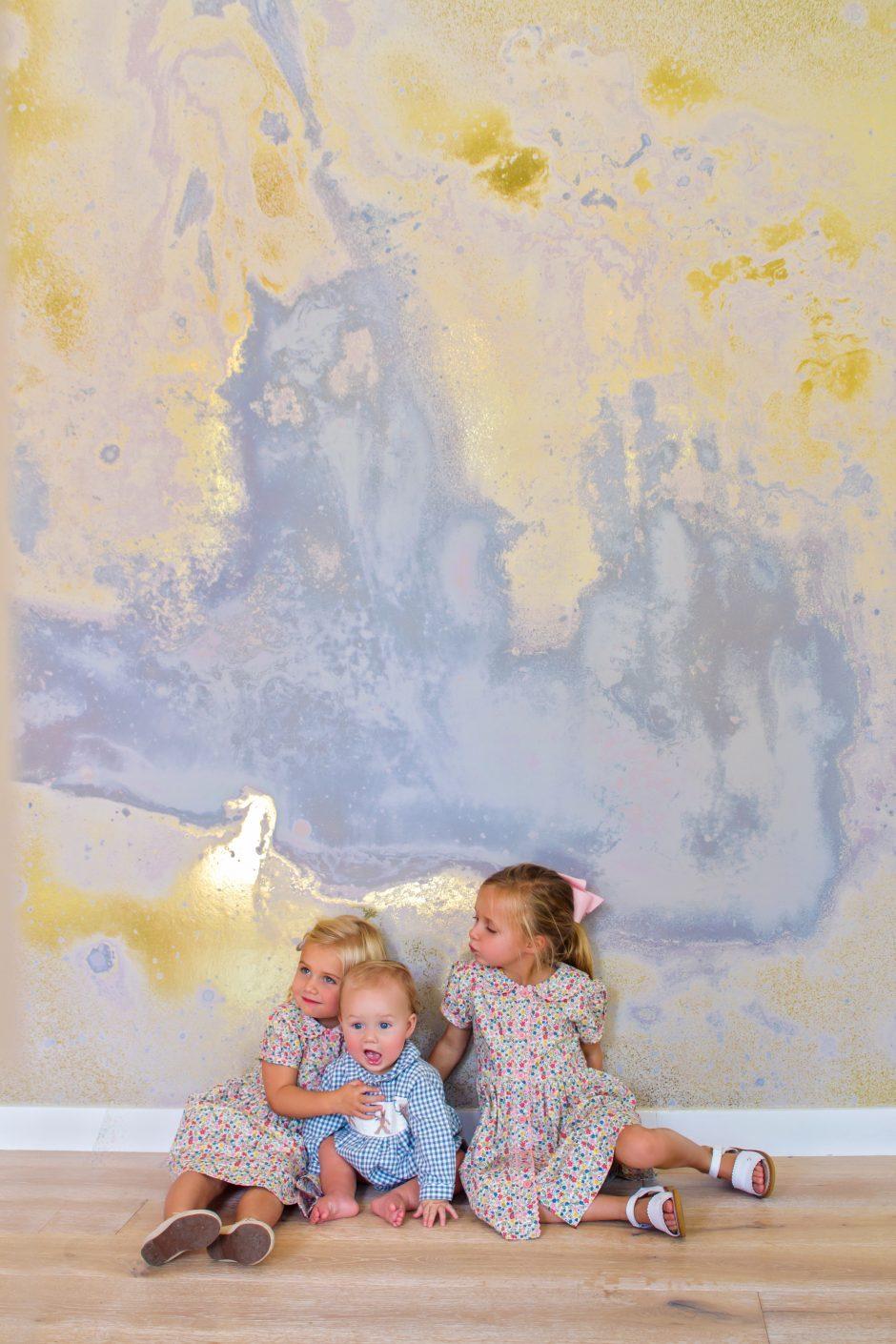 Lyndsey Blush Wall JCrew Skirt - 8