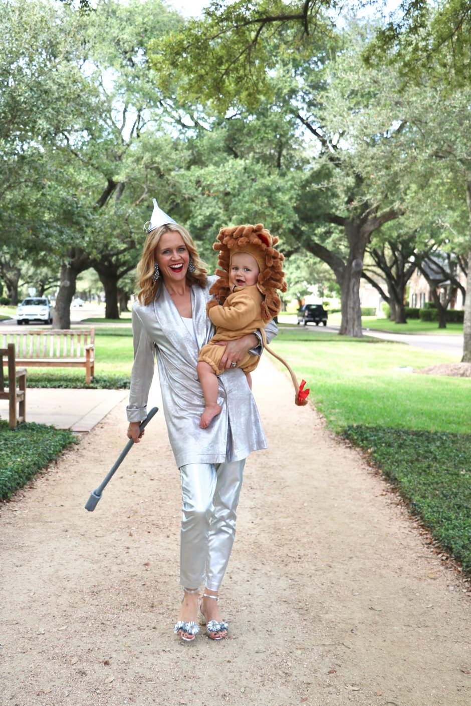 This is a great family costume idea by the way! I ordered Charlotteu0027s witch costume here and Jacku0027s lion here.  sc 1 st  L. Avenue & Chic easy DIY Halloween costumes! - L. Avenue